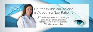Dr. Stacey Gorovoy | Eye Specialist | Cornea | Glaucoma | Cataracts | Macular Degeneration | Lasik | Ophthalmologist